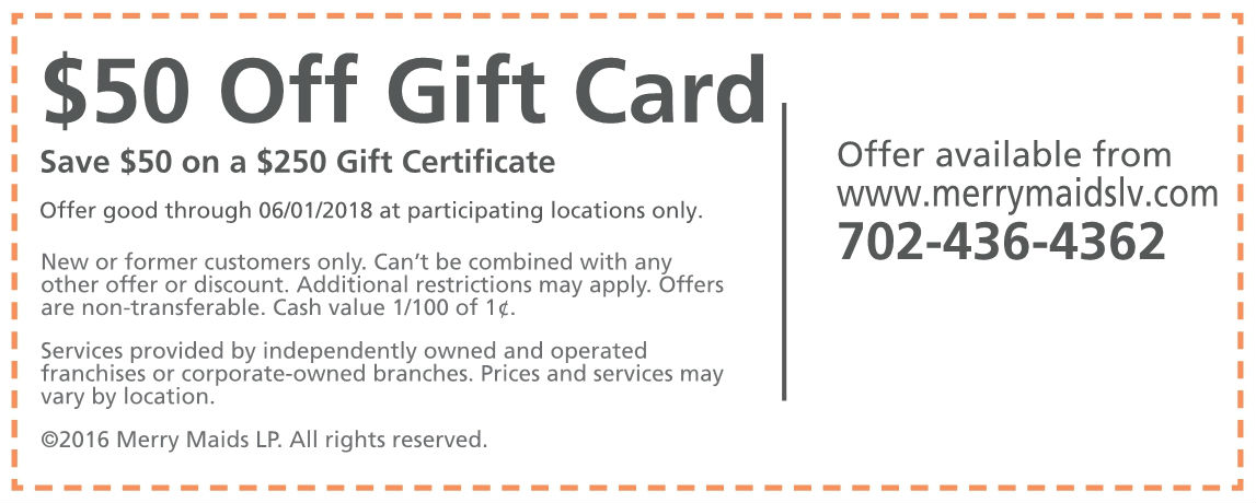50 off Gift Card Coup